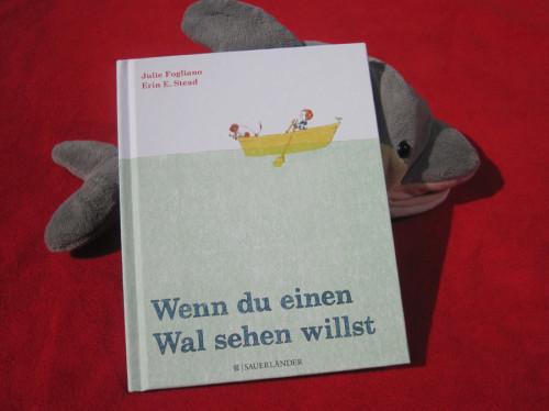 Ein Bilderbuch, das FINN empfiehlt. (Foto: Susanne Gugeler)